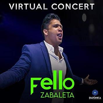 Fello Zabaleta + Virtual Concert
