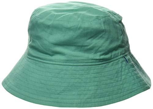 Hatley Mädchen Sun Hats Mütze, Grün (Fancy Flamingos 300), Medium