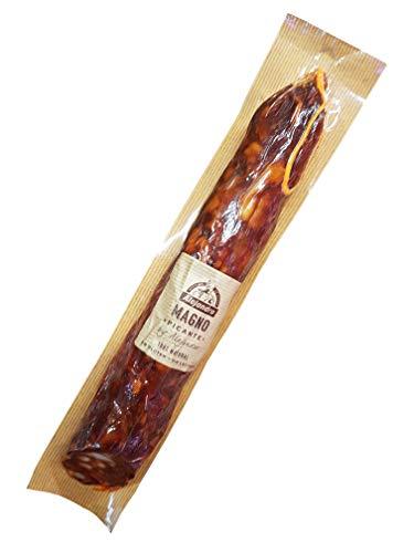 Chorizo Picante Magno 100% Natural Alejandro - Peso Aproximado 750 gramos - Sin Lactosa - Chorizo de la Rioja - Siguiendo la receta tradicional