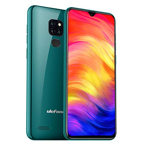 Ulefone Note 7P 2020 Smartphones, Dual SIM Free Android 9.0 Phone Unlocked,...