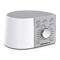 top 10 pink noise machine Adaptive Sound Technologies Sound + Sleep SE Special Edition High fidelity sleep sound machine…