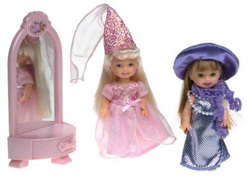 Barbie Kelly Dress-Up Dolls