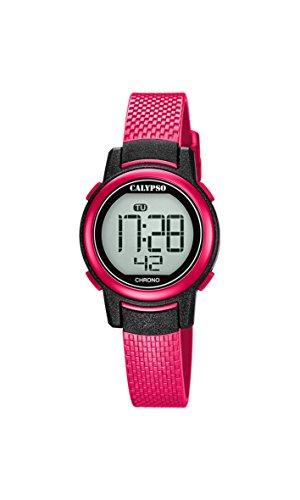 Calypso Reloj Digital para Mujer de Cuarzo con...
