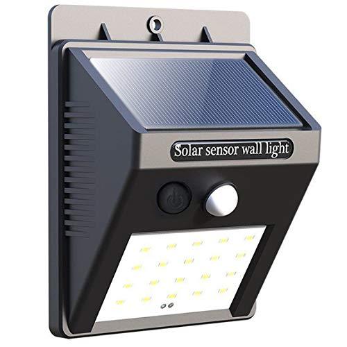 Zinniaya Zonne-Inductie Muur lamp Intelligente Menselijk Lichaam Inductie Verlichting Buiten Tuin Muur Hanglamp