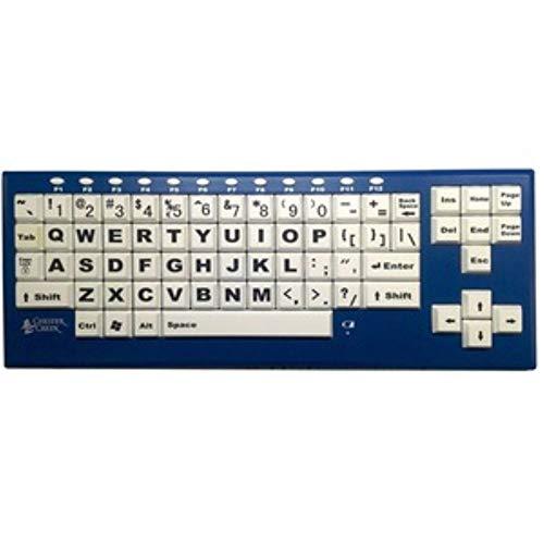 Chester Creek Ablenet BigBlu VisionBoard Large Keys Bluetooth...