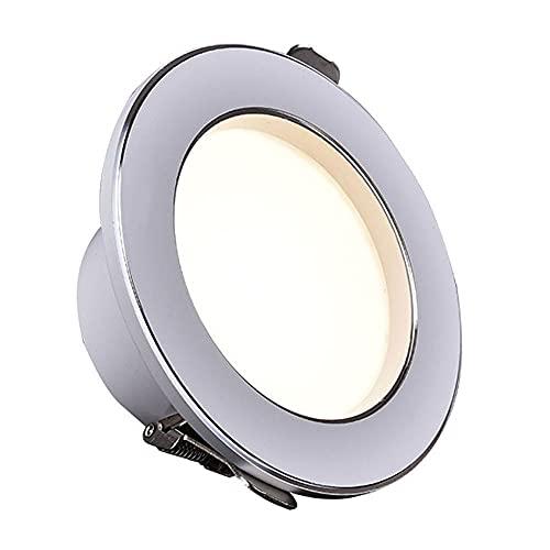 SDUYTEG Iluminación LED Empotrada Cambiador De Bombillas De Pasillo De 2,5 Pulgadas Para Techos Altos Luz De Techo De Cocina El Pasillo De Invitados Puede Iluminar Luces De Techo De Lugar De Trabajo 5