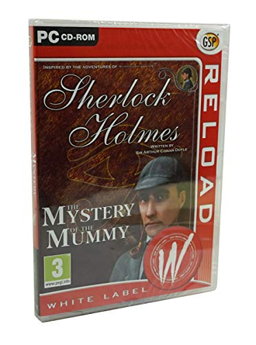 Sherlock Holmes - The Mystery of the Mummy