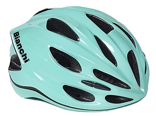 Bianchi - Shake 2020 Helm Farbe CK16 hellblau, Größe M/L 57/60, Code C9301242