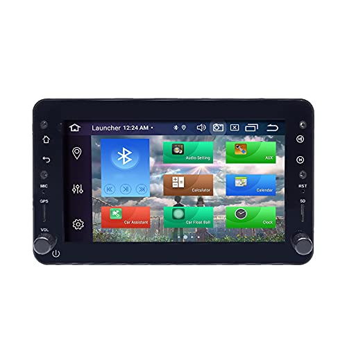 BOOYES per Alfa Romeo Spider Brera 159 Sportwagon Android 10.0 Octa Core 4GB RAM 128GB Rom 7'Autoradio Sistema Stereo GPS Supporto Car Play/TPMS/OBD / 4G WiFi/Dab/Supporto 4K Video