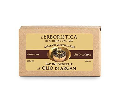 Sapone vegetale all'olio di Argan 125g.