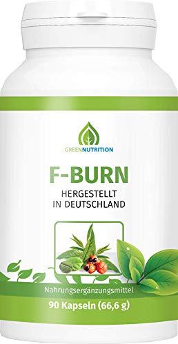 Green Nutrition -   | F-Burn mit
