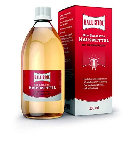 Ballistol Neo Hausmittel 250 ml Ölflasche, transparent