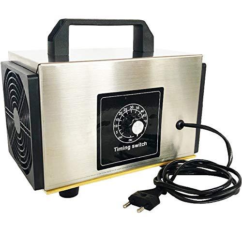 WETERS Luftreiniger, Ozon-Generator 220V 10G / 24G / H Luftreiniger Maschine Generator Deodorant Desinfektion mit Zeit