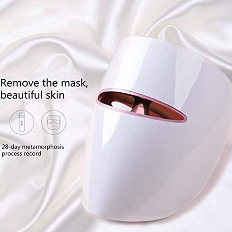 ドライ艶レパートリー女性のための若返り装置を白くする多機能LEDマスクライトマスクの器械の美の皮のアクネの光線療法の光子