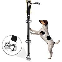 ペット ドアベル 2個セット おもちゃ 犬 猫用 ドアベル おもちゃ ベルロープ