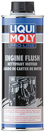 Liqui Moly 2037 Pro-Line Engine Flush Pack of 6 (6 x 500 Milliliter Cans)