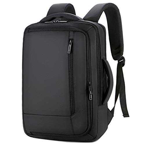 Msbir Hand-Held Shoulder Rugzak Outdoor Travel Computer Bag Charging Anti-Theft Multifunctionele Backpack 15,6 inch Black Rugzak Meisjes Sport Rugzak Heren