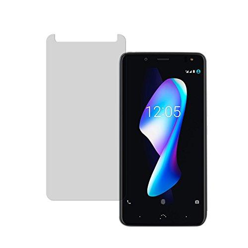 BeCool® - Protector de Pantalla Cristal Vidrio Templado Premium para Bq Aquaris V Plus,protege y se adapta a la perfección a tu Smartphone , Ultra Resistente contra Arañazos y golpes, Dureza 9H ..