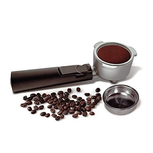 Mr. Coffee Cafe Barista Espresso and Cappuccino Maker, Silver