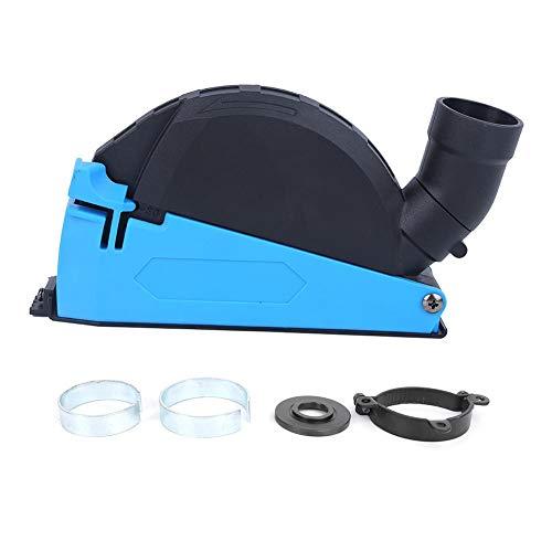 Protector de Recolección de Polvo, Cubierta de Polvo de Corte Para Amoladora Angular Cubierta de Accesorio de Colector de Polvo de 4 Y 5 Pulgadas
