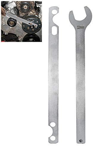 CNWOOAIVE Schraubenschlüssel für Muttern an BMW zum Entfernen der Halterung der Wasserpumpe 32 mm