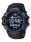 Casio Men's G-Shock Move Pro, Digital Smartwatch, GPS and Multiple sensors + Heart Rate Monitor + Multisport Training Data. Quartz Solar Powered with Black Resin Strap (Model: GSW-H1000-1CR)