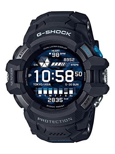 Casio Men's G-Shock Move Pro, Digital Smartwatch, GPS and...