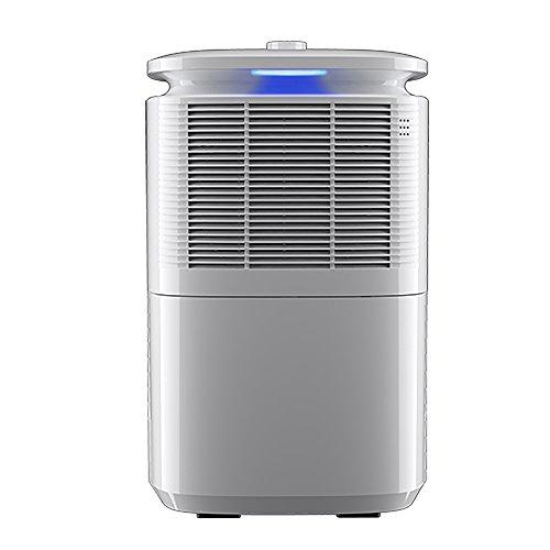 Vax DCS1V1EP Power Extract Dehumidifier, 10 L, 270 W - White
