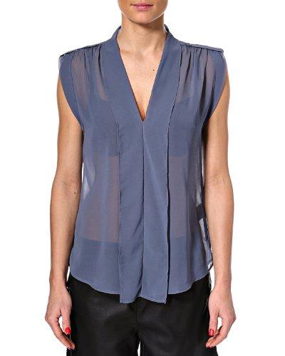 Kaffe Kira Top Regular Fit blouse voor dames