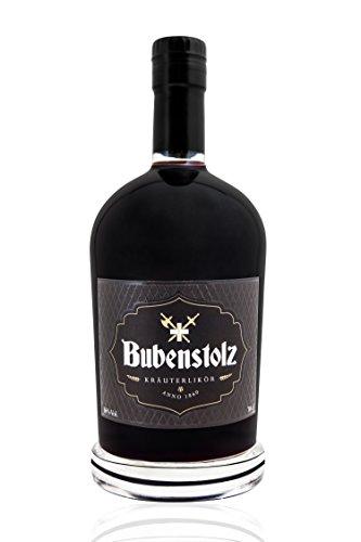Bubenstolz - der unnachahmliche Kräuterlikör nach einem Original-Rezept anno 1860 (1x 0,7 l)