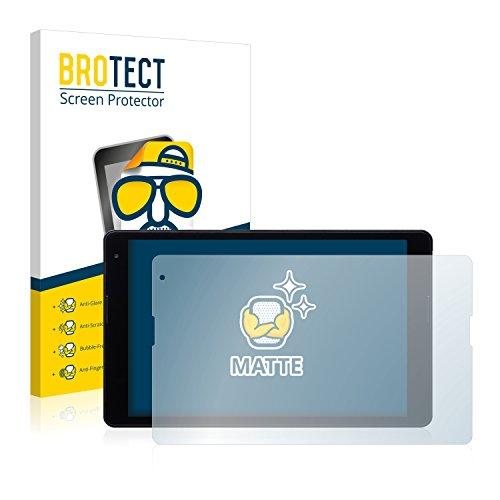 BROTECT 2X Entspiegelungs-Schutzfolie kompatibel mit Medion Lifetab P10400 (MD 99775) Bildschirmschutz-Folie Matt, Anti-Reflex, Anti-Fingerprint