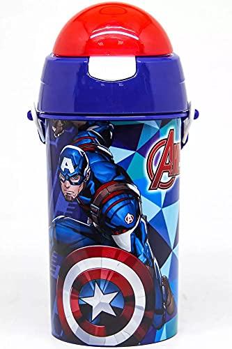 Botella Cantimplora 500Ml De Avengers (5204549135123)