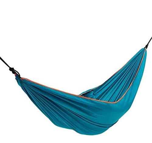 Shengtangb Hangmat Hals Hangmat Stoel Tuin Ligstoelen Hangmatten Buiten Draagbare 2 Persoon Outdoor Camping Tuin Strand Reizen Canvas Hangmat