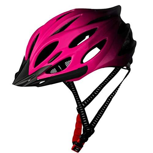 NaisiCore Casco de Ciclista Adulto Ligero Casco de la Bici del Casco...