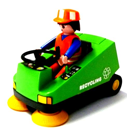 playmobil ® Straßenreinigung - Kehrmaschine