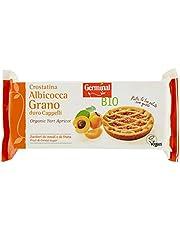 Germinal Bio Crostatina Albicocca Grano Duro Cappelli, 200 g