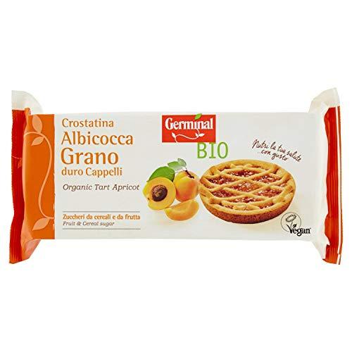Germinal Bio Crostatina Albicocca Kamut - 200 gr