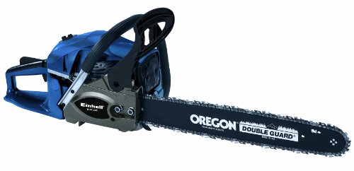 Einhell BG-PC 2245 50cc Petrol Chainsaw with autochoke and 45cm Oregon Bar