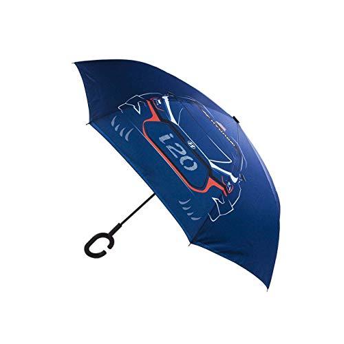 Original Hyundai WRC Regenschirm – Offizieller Motorsport Merchandise – Teilenummer: 1DOM037001