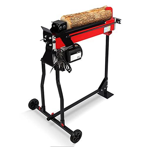 Heavy Duty Electric Log Splitter, Hydraulic Wood Splitters 7 Ton Electric...