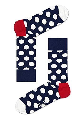 Happy Socks Classic Stripe Gift Box, Calzini Uomo, Multicolore (Multicolour 600), 41-44