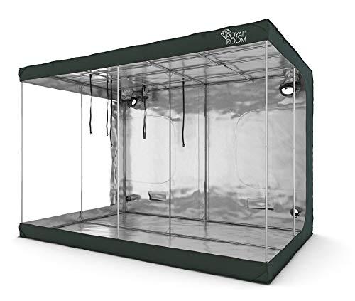 RoyalRoom® Growbox C300SL 300x200x200cm Growzelt Gewächshaus