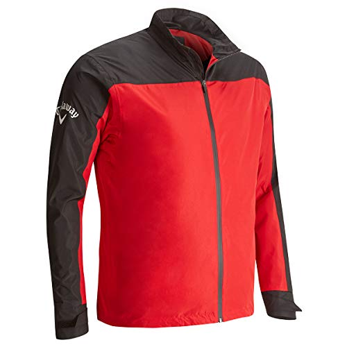 Callaway New Blockd Waterproof Jacket Blouson De Sport,...