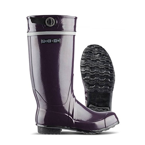Nokian Footwear - Gummistiefel -Kontio classic- (Originals) Pflaume, Größe 35 [220-52-35]