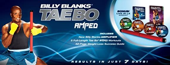 BILLY BLANKS TAE BO AMPED - Format Movie