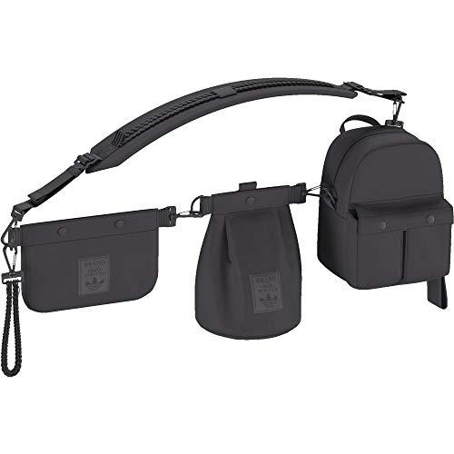 adidas EQT Utility Bag, Mochila para Mujer, Gris (Carbon), 24x36x45 cm (W x H x L)