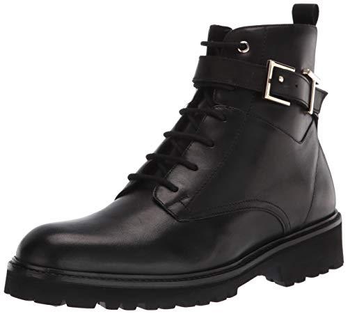 Ted Baker London Women's Biker Ankle Boot, Black, 5