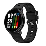 RGTOPONE Waterproof Smart Watch Men IP68 Sports Smartwatch Professional Exercise Modes Enhanced Bluetooth Fitness Tracker Heart Rate Blood Pressure Monitor Messages Reminder