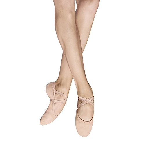 black split sole ballet shoes - 3