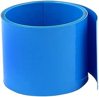 DIY Battery Pack PVC Heat Shrink Wrap Tube, Length 3M Width 300±5MM for Big Battery Pack Power